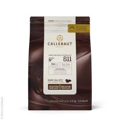 Шоколад тёмный Callebaut Select 811, Бельгия