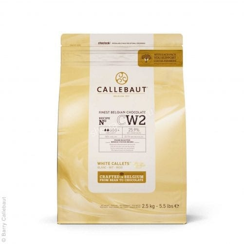 Шоколад белый Callebaut Select CW2, Бельгия
