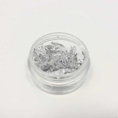 Пищевое сусальное серебро