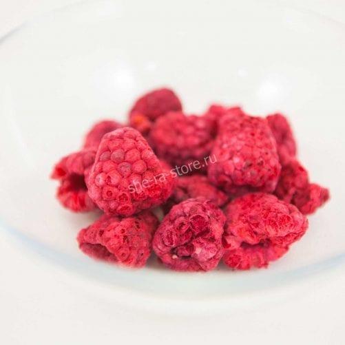 Малина сублимированная (целая ягода)