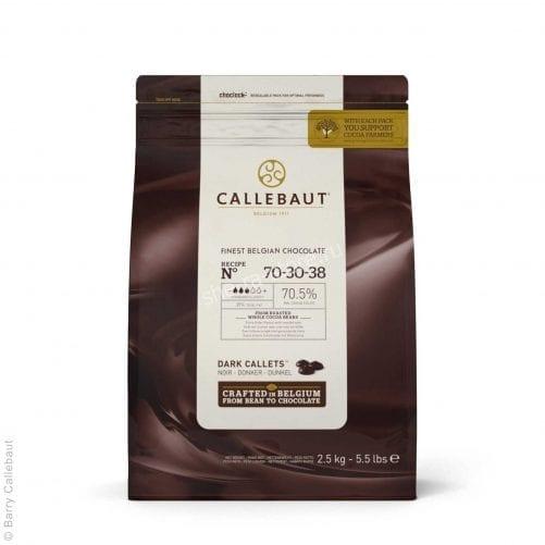Шоколад горький Callebaut Strong 70-30-38, Бельгия