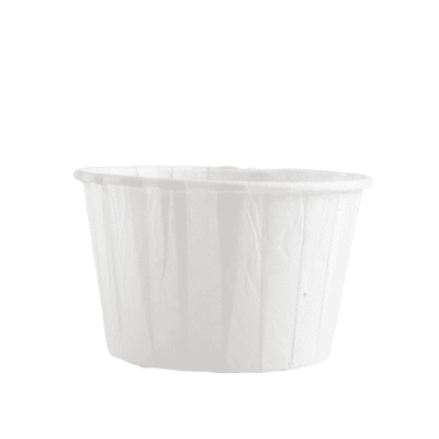 Капсулы для капкейков усиленные белые 10 шт