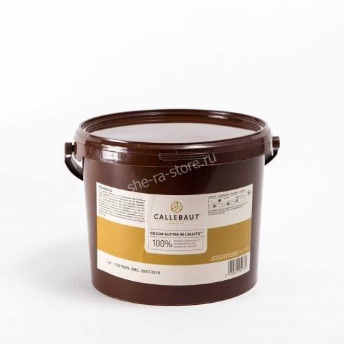 Какао-масло в каллетах