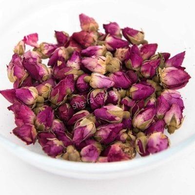 Роза чайная бутоны