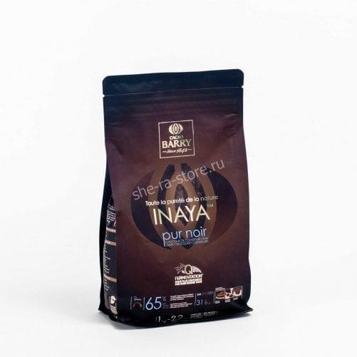 Шоколад горький Cacao Barry Inaya
