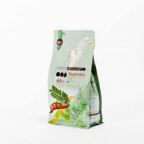 Шоколад горький Cacao Barry Madirofolo