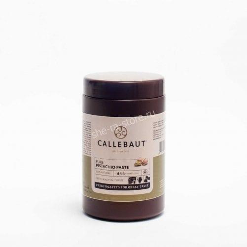 Фисташковая паста Callebaut