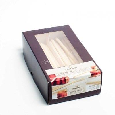 Шоколадные палочки белые Callebaut