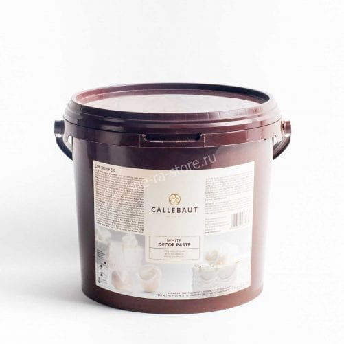 Масса для моделирования (мастика) Callebaut