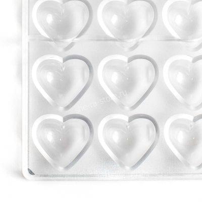 Форма для конфет Сердце
