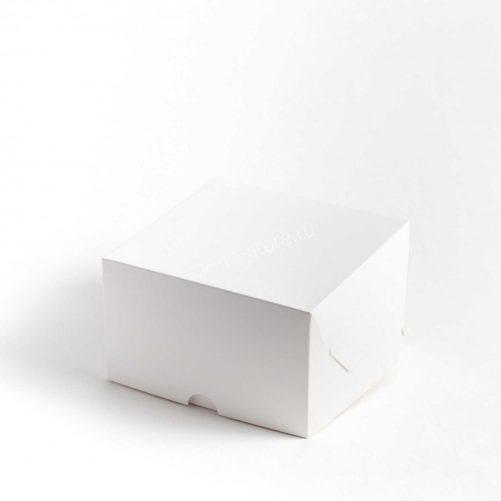 Коробка для капкейков под 4 шт