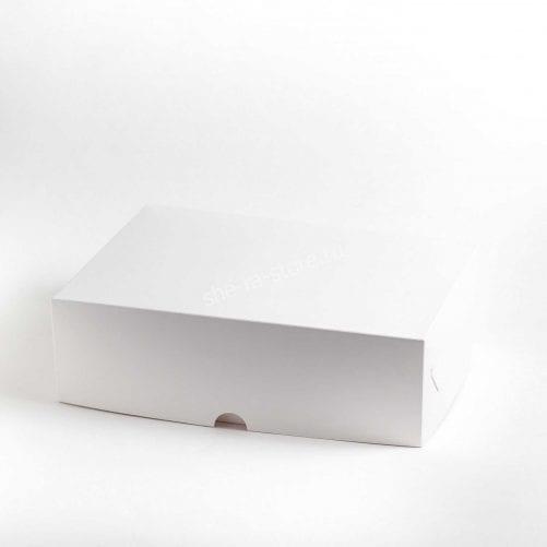 Коробка для капкейков под 12 шт с окном