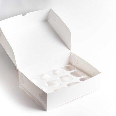 Коробка для капкейков под 12 шт