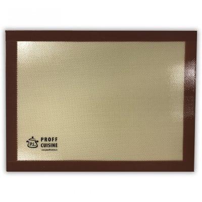Силиконовый коврик армированный (30см х 40см)