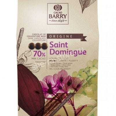 Шоколад горький Cacao Barry Saint Dominique