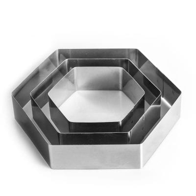 Форма для выпечки шестигранник