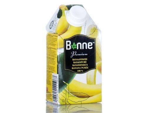 "Пюре банан ""Bonne Premium"""