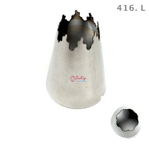 Насадка кондитерская Корона (8 лучей)