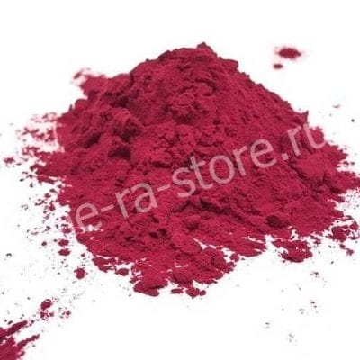 Натуральный розовый краситель, порошок свеклы