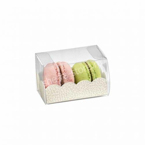 Коробка для конфет прозрачная