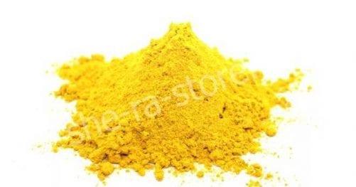 Натуральный жёлтый краситель куркумин