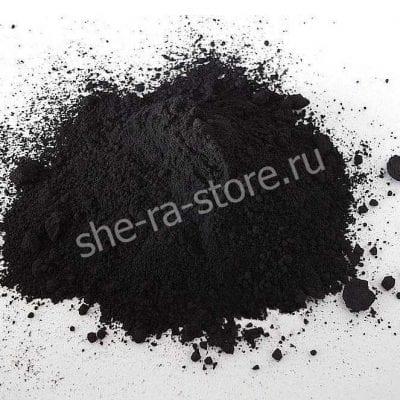 Натуральный чёрный краситель