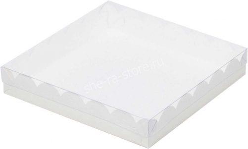 коробка для пряников квадратная