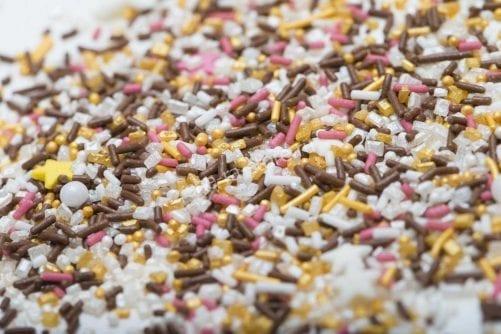 Посыпка кондитерские Sweety Kit (10 вариаций)
