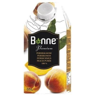 "Пюре персик ""Bonne Premium"""