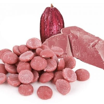 шоколад рубиновый Ruby