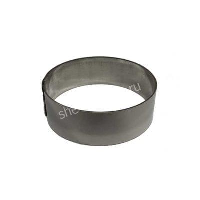 Форма для выпечки Кольцо диаметр 6 см, высота 2 см, нержавеющая сталь
