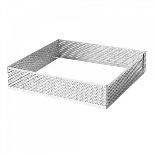 Перфорированные формы для тартов и тарталеток из нержавеющей стали, любого размера (на заказ)