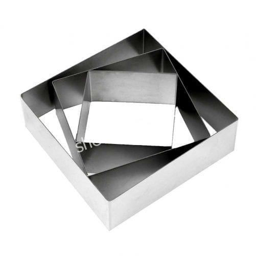 Стальные формы для выпечки, любого размера и формы / заказ от 1шт
