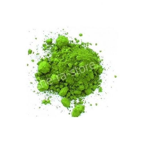 Зелёный сухой водорастворимый краситель Roha