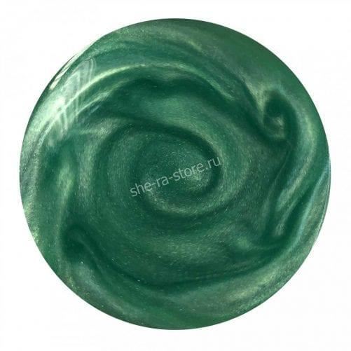 Кандурин зеленый Изумруд (пищевой глиттер, шиммер)