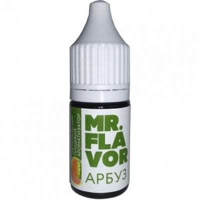 Пищевой ароматизатор mr Flavor Арбуз 10мл
