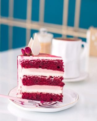 Торт красный бархат, рецепт от She Ra