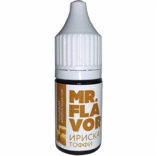 Пищевой ароматизатор mr Flavor Ириска (Тоффи) 10мл