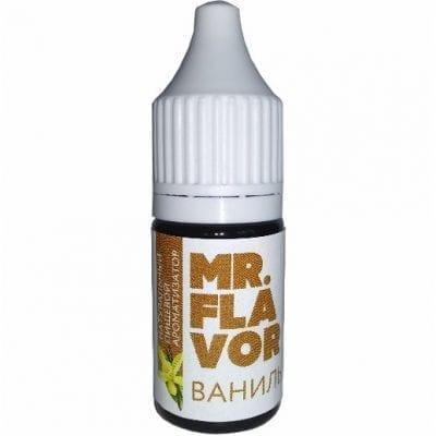 Пищевой ароматизатор mr Flavor Ваниль 10мл