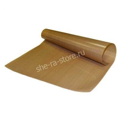 Антипригарный коврик с тефлоновым покрытием 60 / 40 см