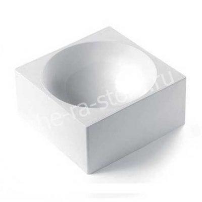 Форма силиконовая полусфера, Silikomart (TORTAFLEX ZUCCOTTO115/1)