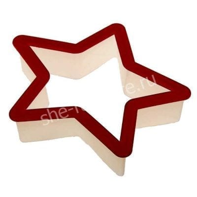 """Форма для печенья """"Звезда"""""""