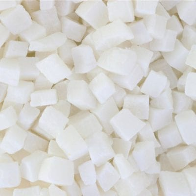 Кокосовые кубики