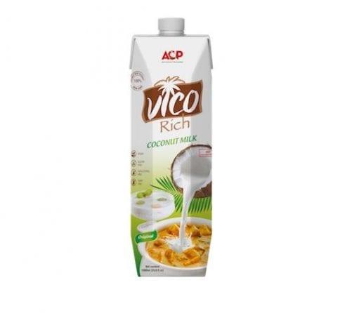 """Молоко кокосовое 17-19% """"ACP"""""""