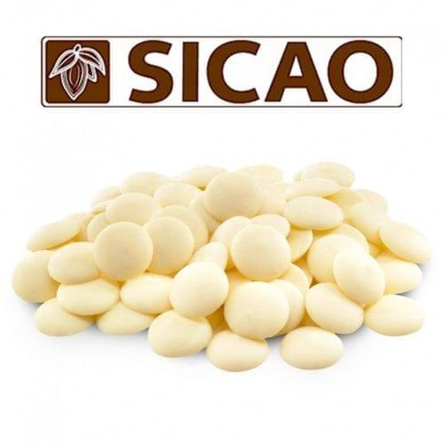 Шоколад белый SICAO 28% Россия