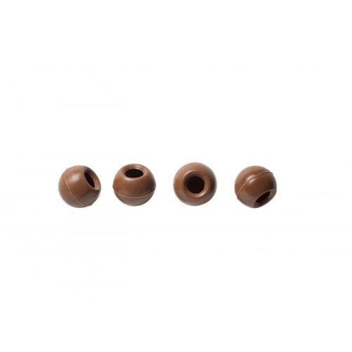 Капсулы для трюфелей из молочного шоколада Callebaut