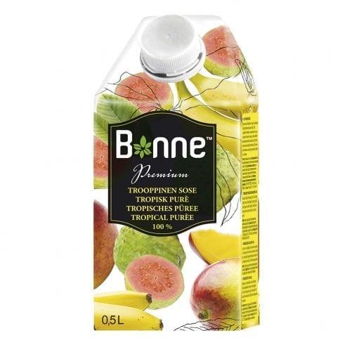 """Пюре тропическое """"Bonne Premium"""""""