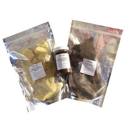 Набор шоколадный основной «TashasCake»