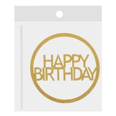 Happy Birthday топпер