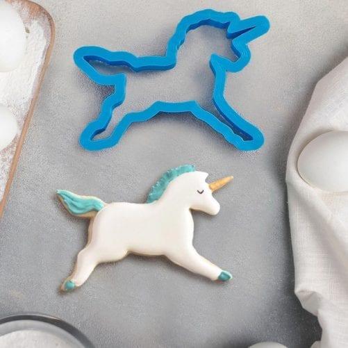 Форма для печенья Единорог